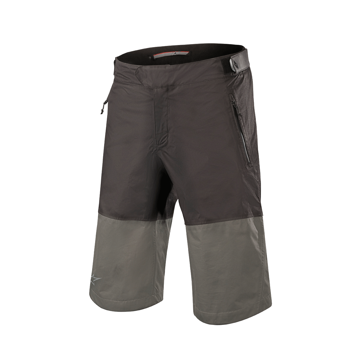 Cycling Grey Activewear Provided Alpinestars Tahoe Waterproof Mens Cycling Shorts