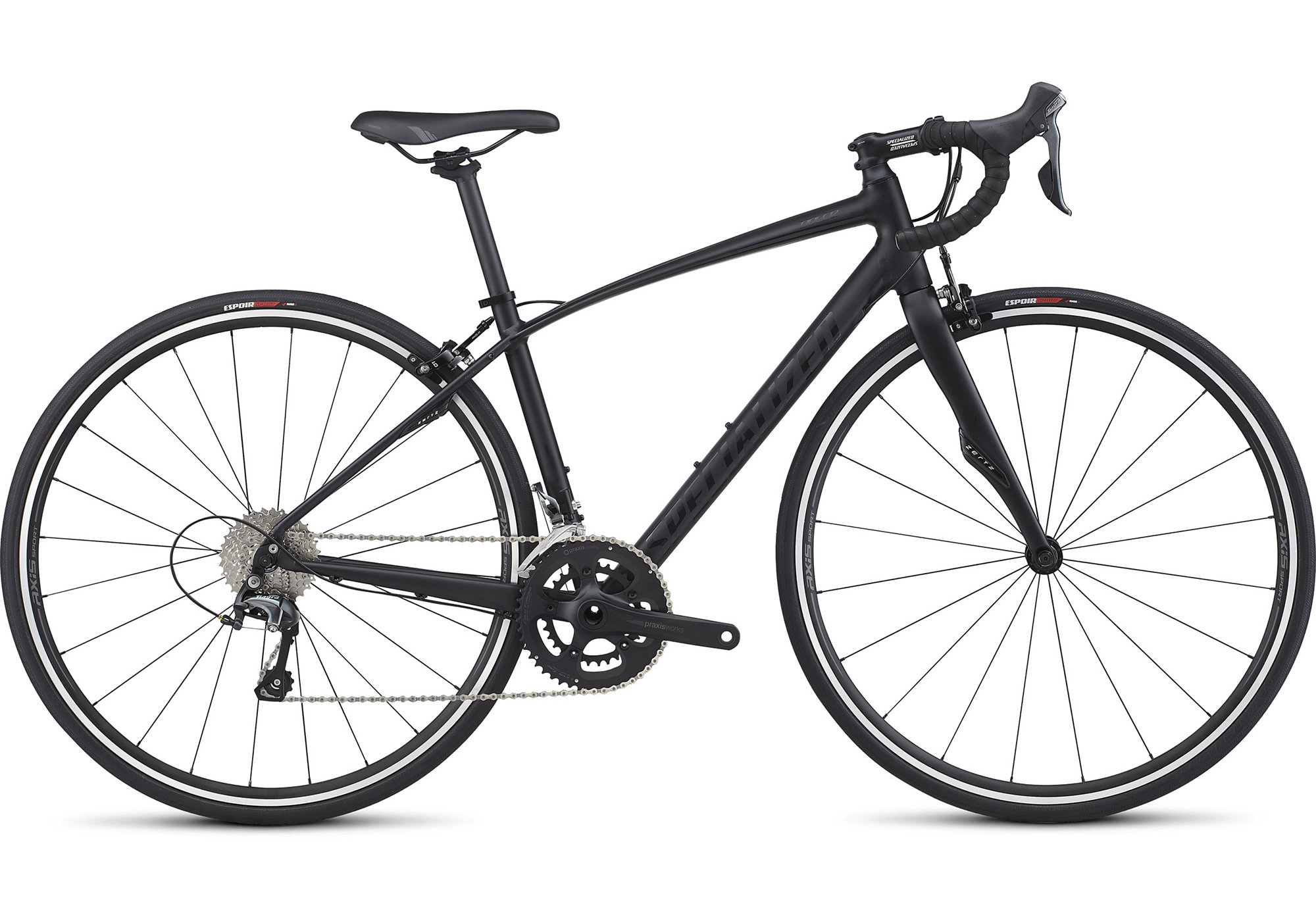 2017 Specialized Dolce Elite E5 Black £850.00